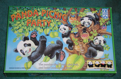 Panda Picnic Party