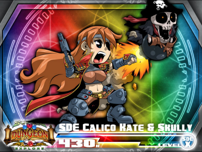 Super Dungeon Explore: Calico Kate and Skully