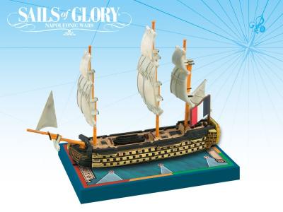 Sails of Glory Ship Pack: Imperial 1803 / Republique Francaise 1802