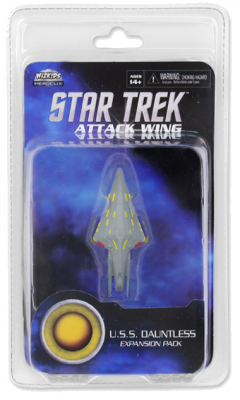Star Trek: Attack Wing – U.S.S. Dauntless Expansion Pack