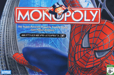 Monopoly: Spider-Man 3