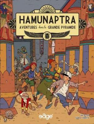 Hamunaptra: Aventures dans la Grande Pyramide