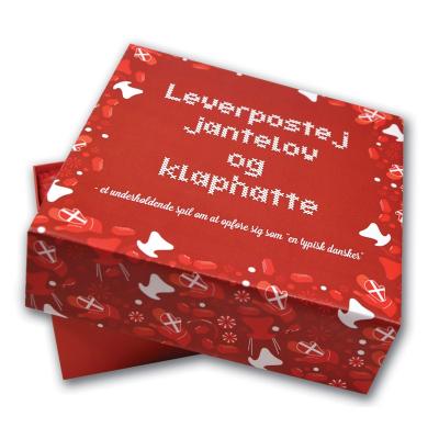 Leverpostej, Jantelov og Klaphatte