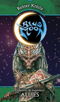 Blue Moon Expansion: Emissaries & Inquisitors; Allies