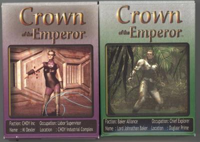Crown of the Emperor