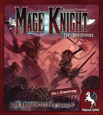 Mage Knight Brettspiel: Die Verschollene Legion