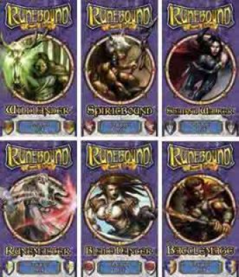 Runebound: Class Deck Pack