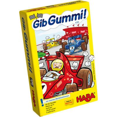 Gib Gummi!