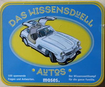 Das Wissensduell: Autos