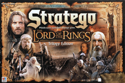 Stratego: The Lord of the Rings