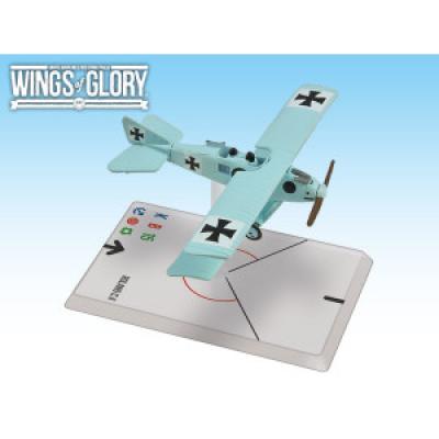 Wings of Glory: WW1 Airplane Pack - Roland C.II (von Richthofen)