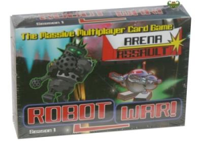Arena Assault: Robot War