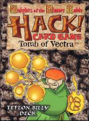 Knights of the Dinner Table: HACK!