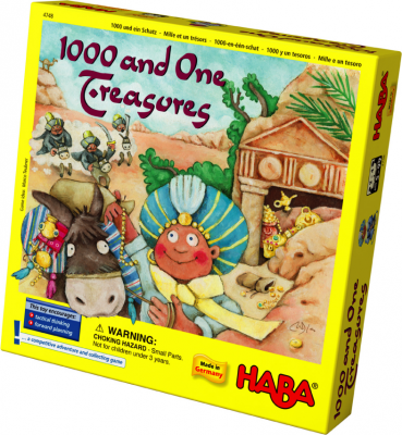 1000 and One Treasures