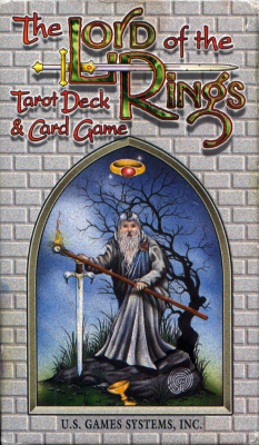 The Lord of the Rings Tarot Deck and Card Game