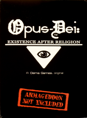 Opus-Dei: Existence After Religion