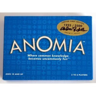 anomia - best deal on board games - boardgameprices.co.uk, Skeleton