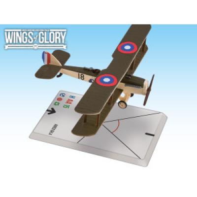 Wings of Glory: WW1 Airplane Pack - Airco DH.4 (50th Squadron AEF)
