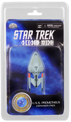 Star Trek: Attack Wing – U.S.S. Prometheus Federation Expansion Pack