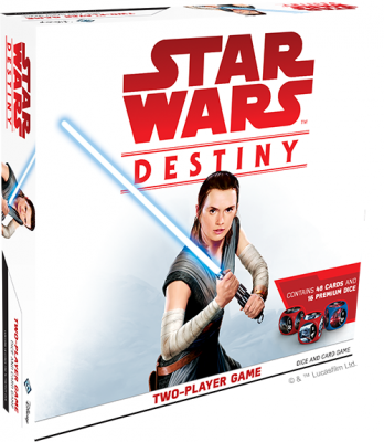 Star Wars: Destiny - 2 Player Starter Set