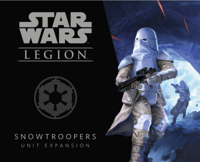 Star Wars: Legion – Snowtroopers Unit Expansion