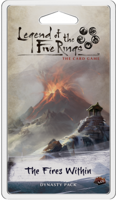 Legend of the Five Rings: The Card Game – The Fires Within