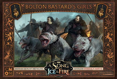 A Song of Ice & Fire: Tabletop Miniatures Game – Bolton Bastard's Girls
