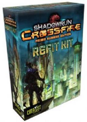Shadowrum Crossfire: Prime Runner Refit Kit