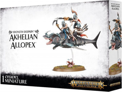 Warhammer: Age of Sigmar - Idoneth Deepkin: Akhelian Allopex