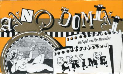 Anno Domini: Sex & Crime