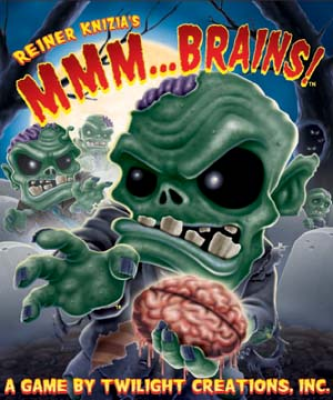 Mmm ... Brains!