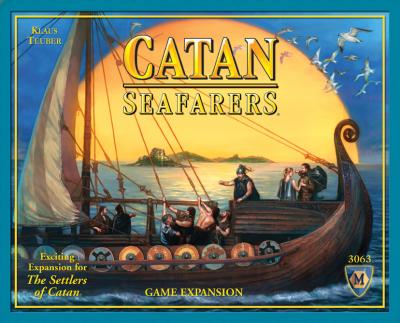 Settlers från Catan: Sjöfarare