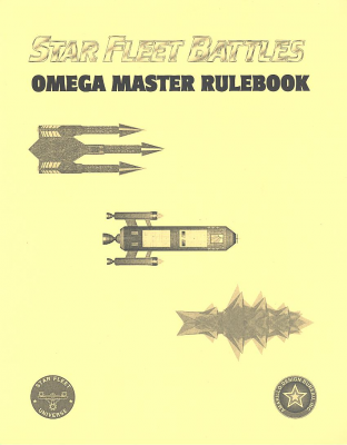 Star Fleet Battles: Omega Master Rulebook