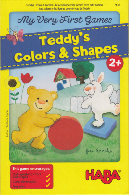 Teddy's Colors & Shapes