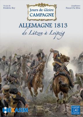Jours de Gloire Campagne IV : Allemagne 1813, de Lützen à Leipzig