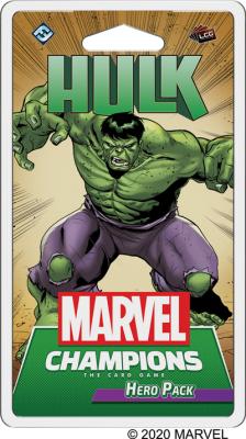 Marvel Champions: The Card Game – Hulk Hero Pack