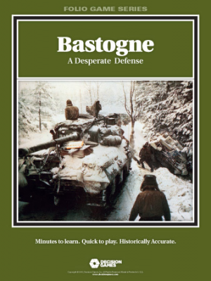 Bastogne: A Desperate Defense