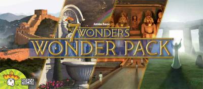 7 Wonders: Wunderpack