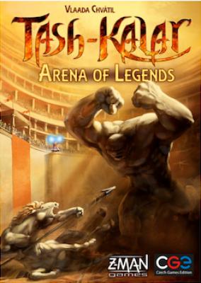 Die Arena von Tash Kalar