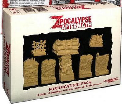 Zpocalypse: Aftermath - Fortifications