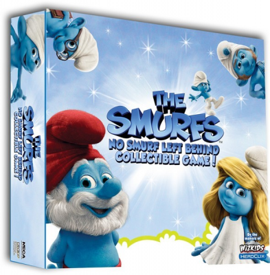 The Smurfs: No Smurf Left Behind