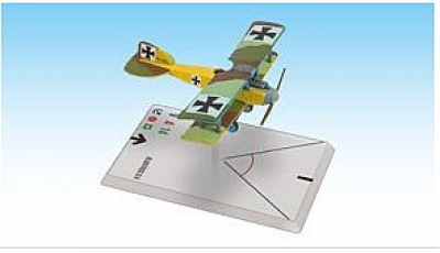 Wings of Glory: WW1 Airplane Pack - Albatros D.II (Boelcke)