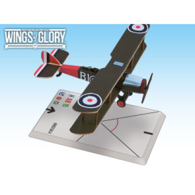 Wings of Glory: WW1 Airplane Pack - Airco DH.4 (Bartlett/Naylor)