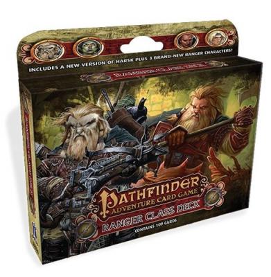 Pathfinder Adventure Card Game: Class Deck – Ranger