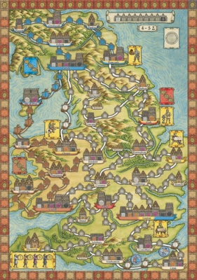 Hansa Teutonica: Britannia Expansion