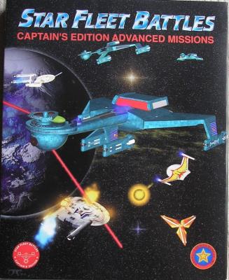 Star Fleet Battles: Advanced Missions