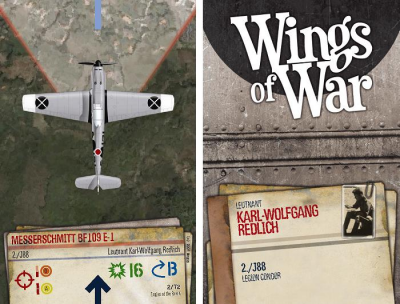 Wings of War: Eagles of the Reich Squadron Pack