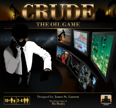 Crude: The Oil Game