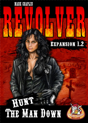 Revolver: Hunt the Man Down