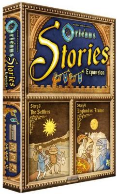 Orléans Stories Expansion: Stories 3 & 4